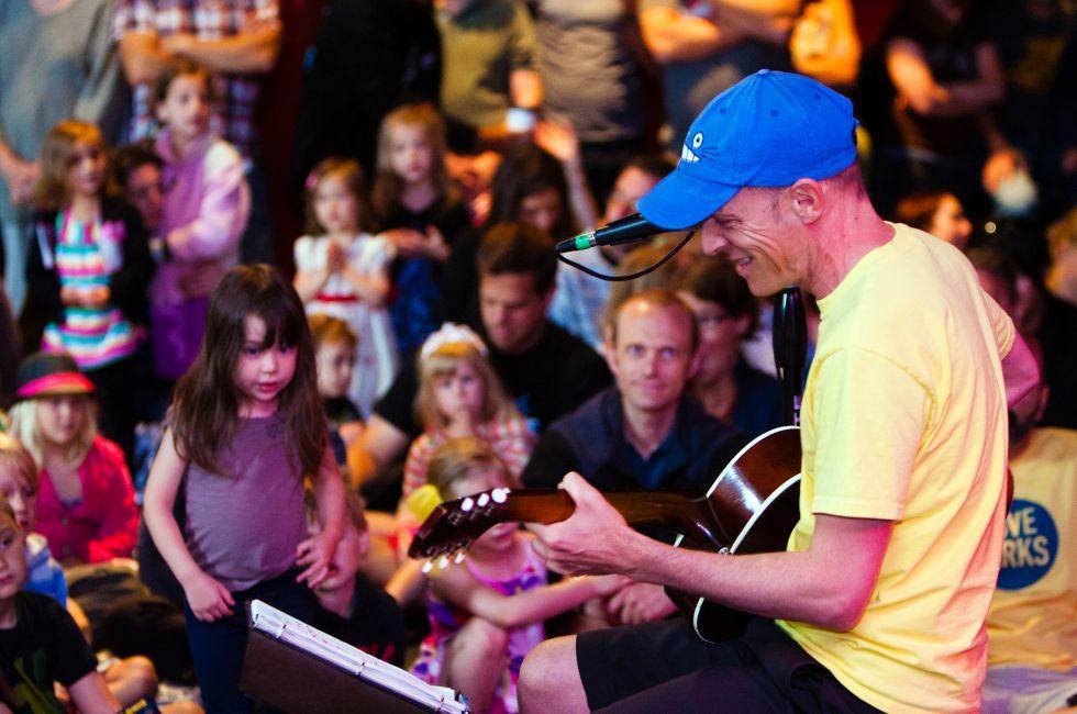 Concert, Capitol Hill, Seattle, Washington, USA