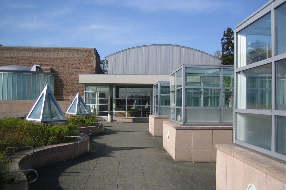 Henry Art Gallery, Seattle, Washington, USA