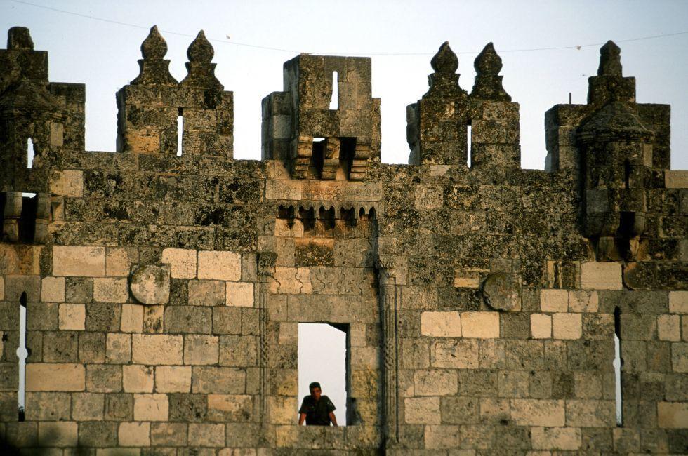 travel guides middle east israel jerusalem overview