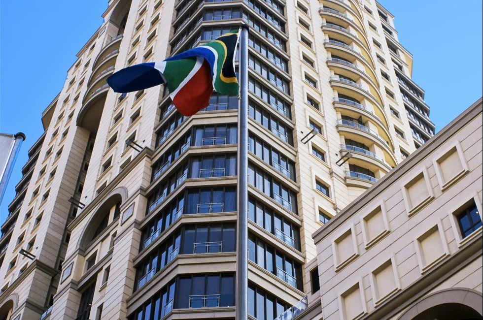 Michael Angelo Hotel, Sandton, Johannesburg, South Africa