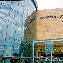 Sandton City, Johannesburg, South Africa