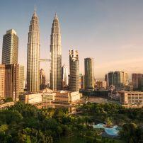 Skyline, Kuala Lumpur, Malaysia, Asia