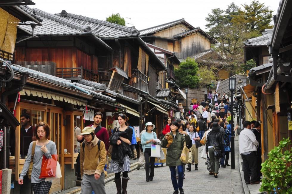 Sannen-Zaka, Kyoto, Japan