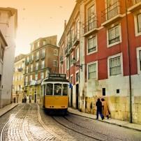 Street, Street Car, Lisbon, Porgual
