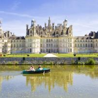 Chambord Chateau, The Loire Valley, France