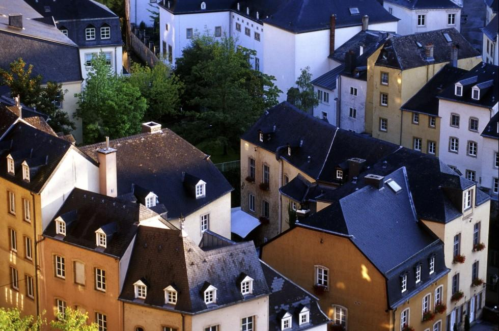 Old Town, Luxembourg City , Luxembourg