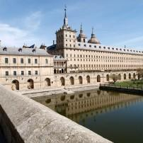 Royal Monastery of San Lorenzo de El Escorial, Madrid, Spain