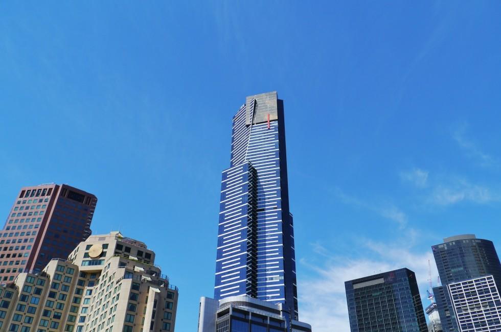 Eureka Tower, Melbourne, Victoria, Australia