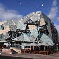 Federation Square, Melbourne, Australia
