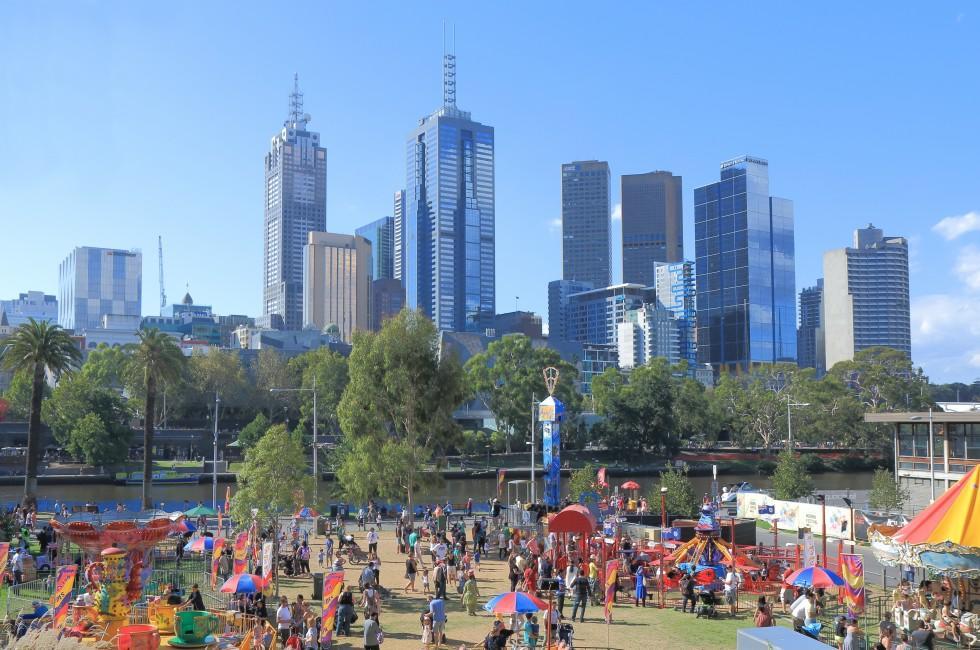 Moomba Festival, Melbourne, Victoria, Australia