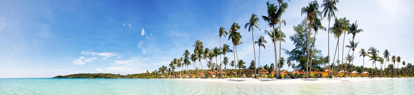 Best Beaches in the Caribbean Marquee
