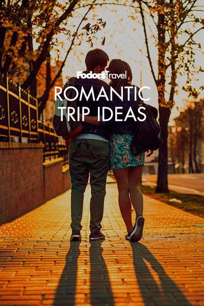 romantic european vacation ideas