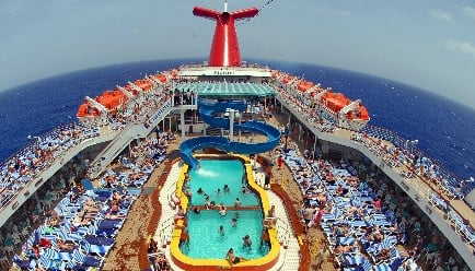Carnival Conquest Virtual Tour Of Ship 2017 2018 Best