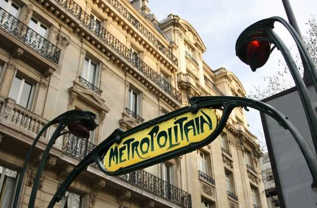 A Journey on the Paris Metro with Author Lorant Deutsch