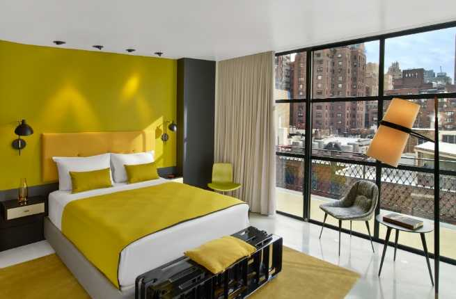 The William: New York City's Newest Design Hotel