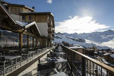 Koh-I Nor Hotel Adds More Luxury to French Alps