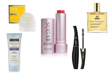 What to Pack: 10 Essential Beach Vacation Beauty Products
