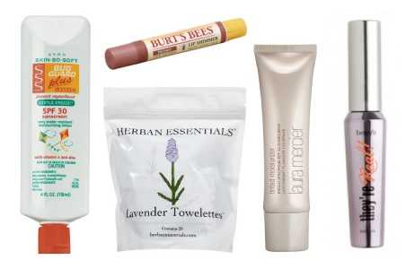 10 Beauty Essentials for Camping Trips
