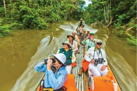 Top 5 Amazon River Cruises