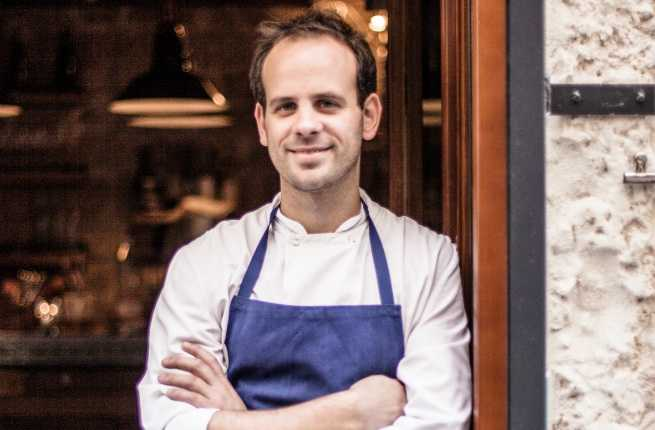 Q&A: Chef Greg Marchand of Frenchie in Paris