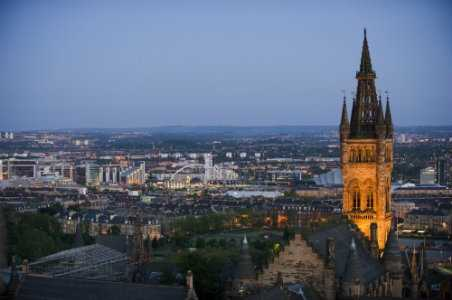 6 Must-See Spots in Glasgow