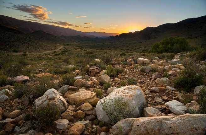 Road Trip Planner: South Africa's Karoo Region