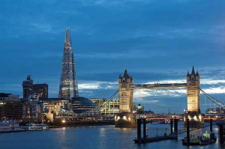 Hotel Opening: London's Shangri-La Hotel, at the Shard