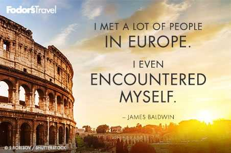 Travel Quote of the Week: On Self-Discovery