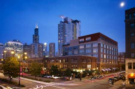 Checking In: Soho House Chicago