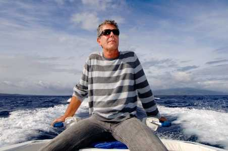 What We're Reading This Week: Anthony Bourdain, Poetry, Beer