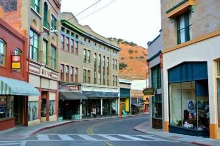 Long Weekend in Bisbee, Arizona