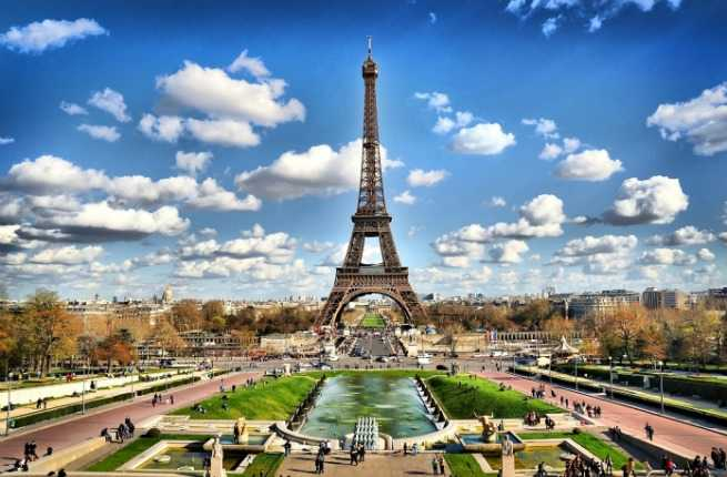 Summer 2015 Guide to Paris