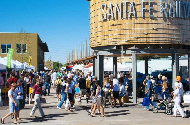 5 Reasons to Go to Santa Fe Now