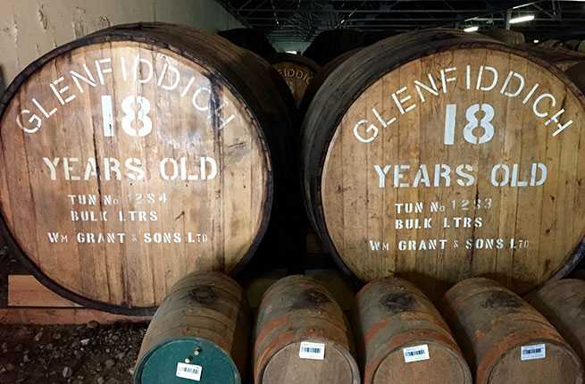 The Joys of Drinking Speyside Whisky at the Source