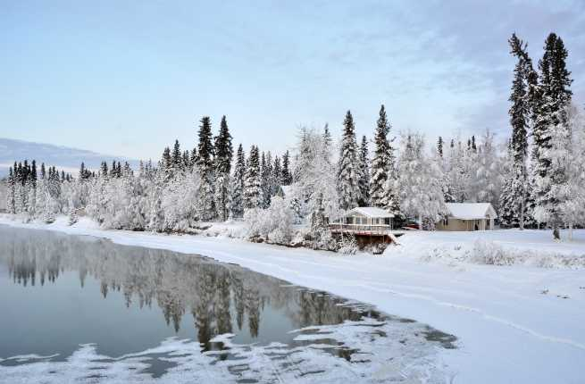 What It's Like to Visit Northern Alaska in Winter