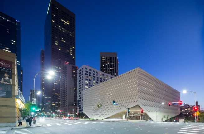 Art Lover's Guide to Downtown L.A.