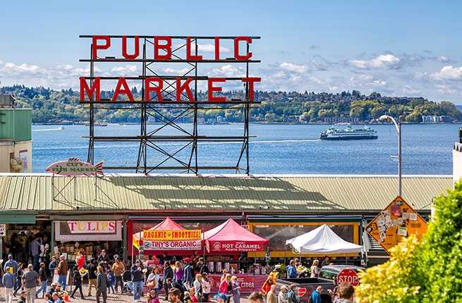 Food Lover's Guide to Pike Place Market