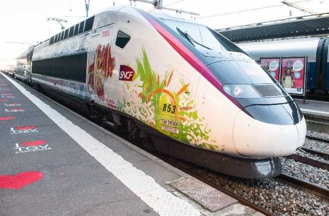France Launches New High-speed Trains