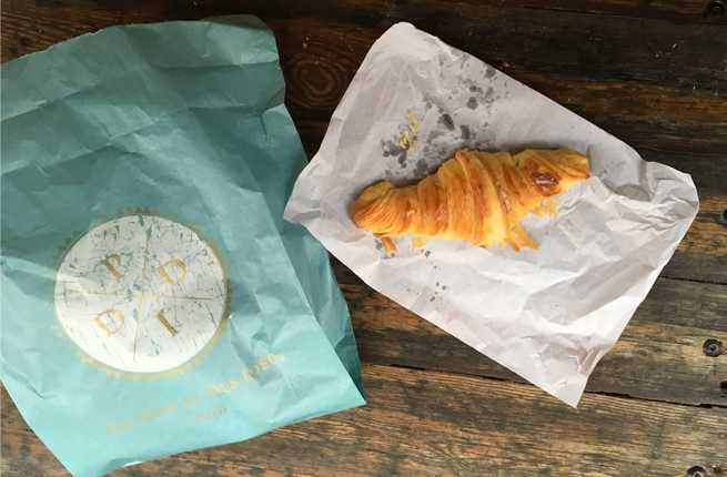 This Croissant in Paris Is So Good You'll Cry