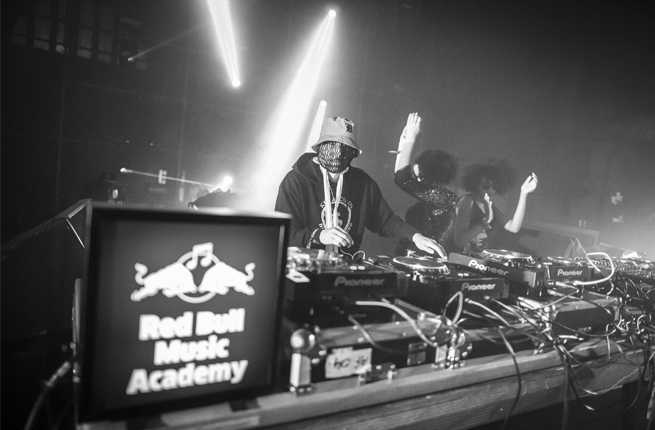 Red Bull's Music Academy to Take Over NYC