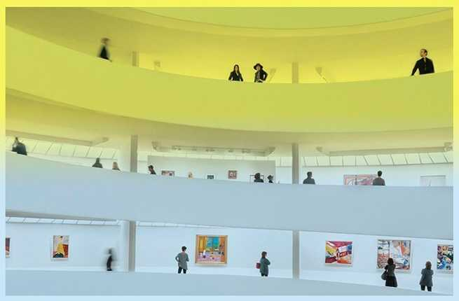 Spend Golden Hour at the Guggenheim This Summer