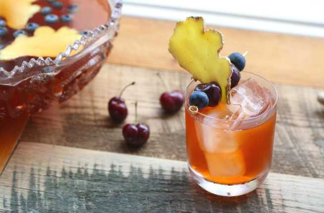 Travel Back in Time This Fourth of July with a Colonial-Themed Cocktail