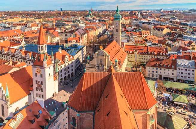 Pictures from Munich, Bavaria | AmadeusPhotography.com