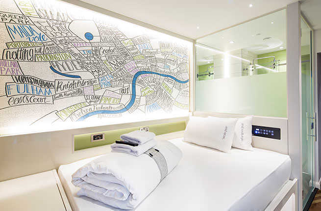 10 microhotels with big perks fodors travel guide for Hotel a covent garden