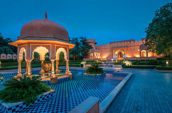 10 Spectacular Palace Hotels In India Fodor S Travel