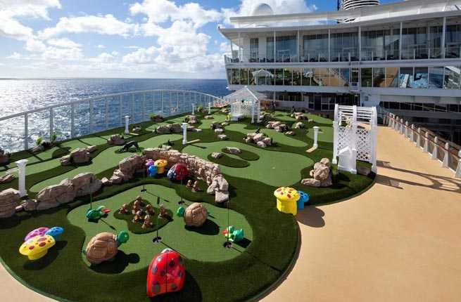 Kids Activities On Liberty Of The Seas