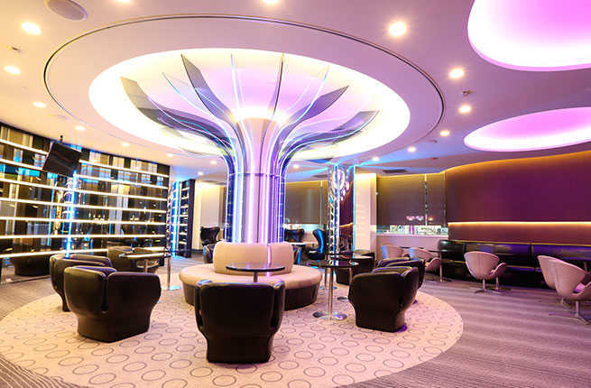 The World S Most Luxurious Airport Lounges Fodors Travel