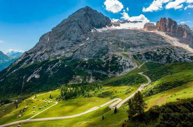 Dolce Vita in the Dolomites