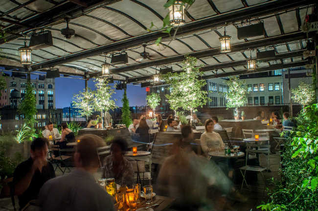 Nyc S Best Spots For Al Fresco Dining Fodors Travel Guide