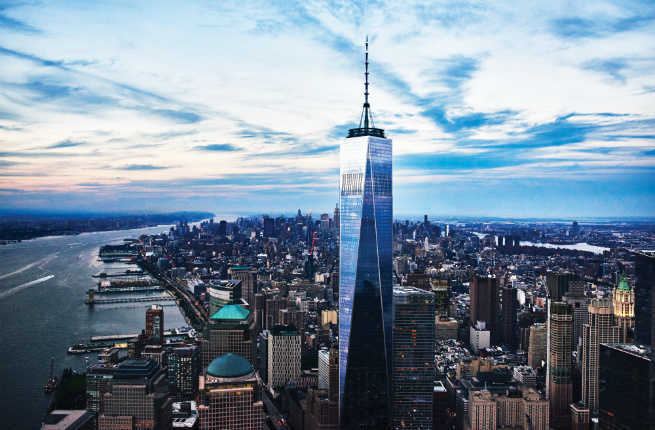 Inside One World Trade Center S Stunning New Observatory